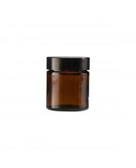 Stekleni lonček Amber 30ml