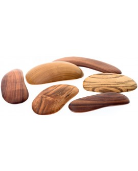 Leseni masažni kamenčki