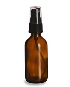 Steklenička AMBER z razpršilko 50ml