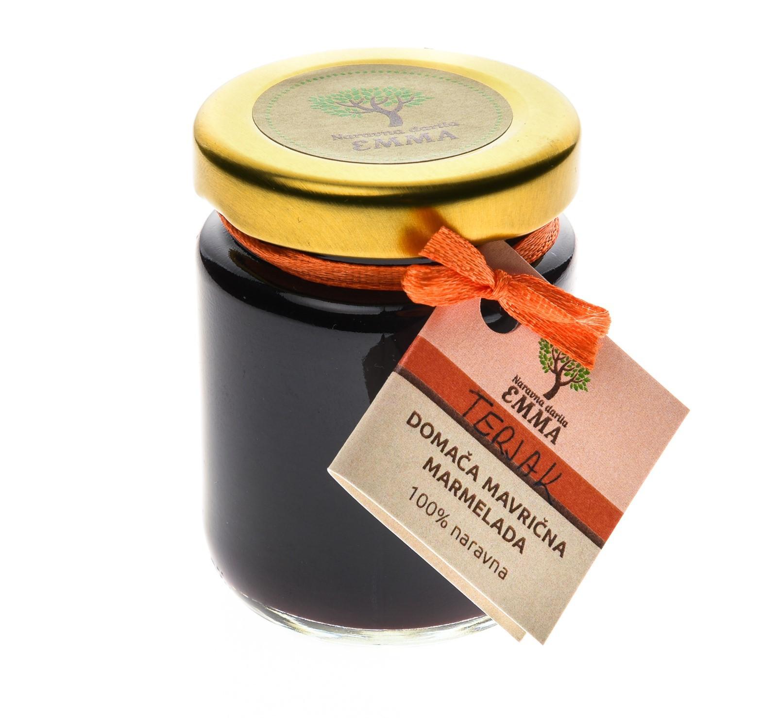 TERJAK, domača marmelada iz bezgovih jagod