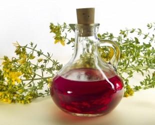 Šentjanževo olje