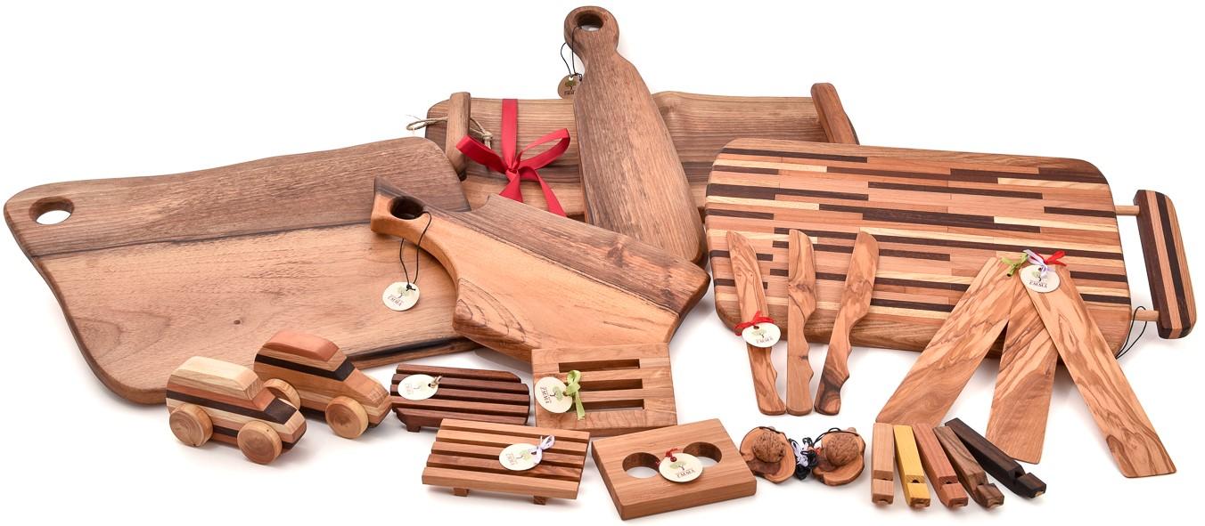 Leseni izdelki EMMA