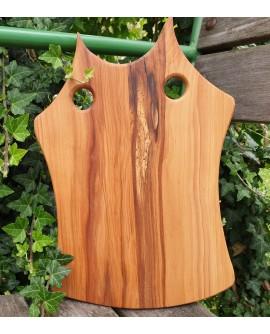 Lesena deska KOČEVJE (sovica)