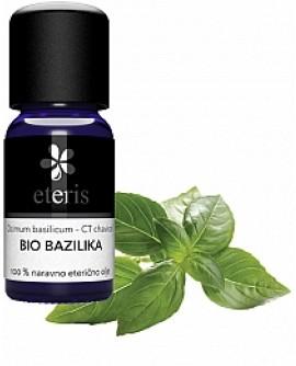Eterično olje BAZILIKA (CT chavicol) - BIO