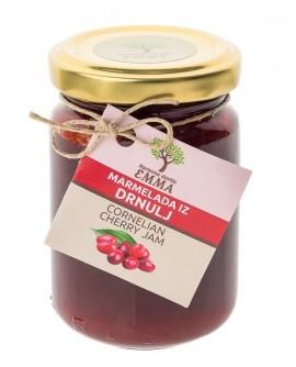 DRNULJA, ekstra domača marmelada iz plodov rumenega drena