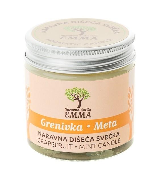 Naravna dišeča svečka GRENIVKA - META