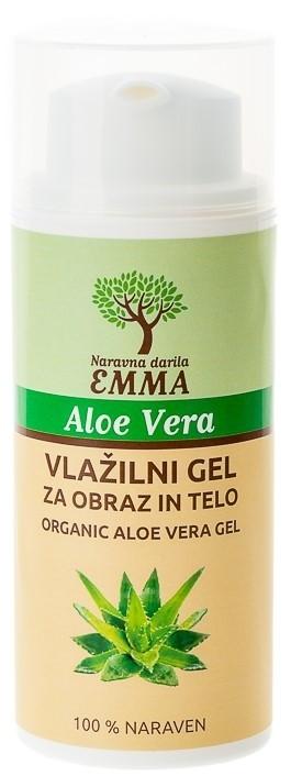 ALOE VERA gel - BIO, 100 ml
