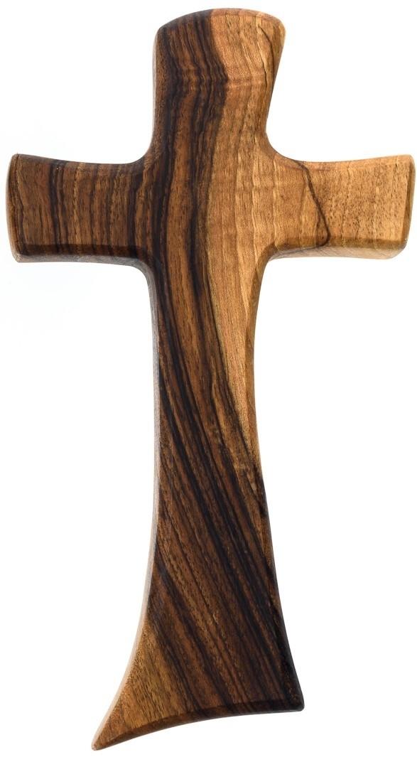 Unikatni leseni križ