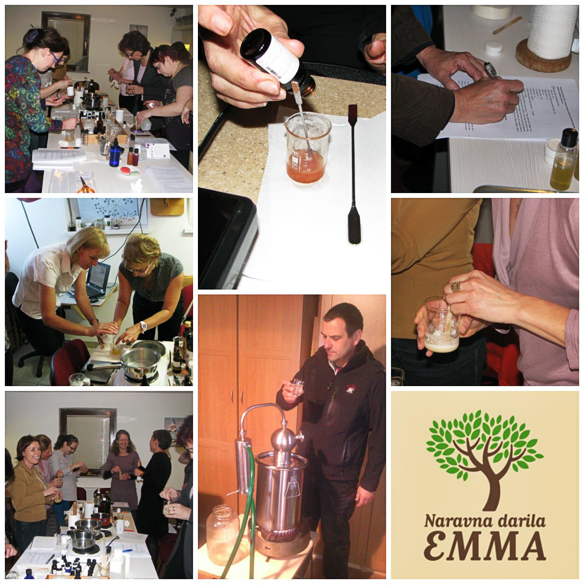Ustvarjalne delavnice pri EMMI